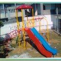 SNS 108 Playground Slide