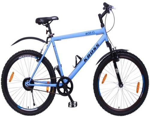 73f20a27e2ba Kross Eco 26    Single Speed Mountain Bicycle