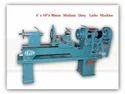 Medium Duty Delux Lathe Machine