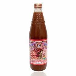 Kapoor Ji Kesar Thandai Syrup, Pack Size: 750 Ml, Packaging Type: Carton