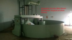 Automatic Turnkey Surgical Cotton Roll Making Plant(Pre-Cotton Cleaning/Bleaching And Roll Making )