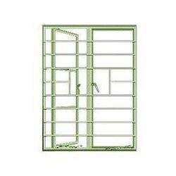 Steel Z Section Window
