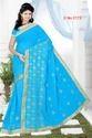Embroidery Heavy Saree