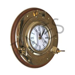 Nautical Marine Porthole Clocks