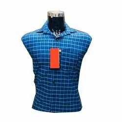 Mens Fashion Check Shirts, Size: M-XL