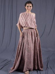 Spring Fantasy Skirt and Top