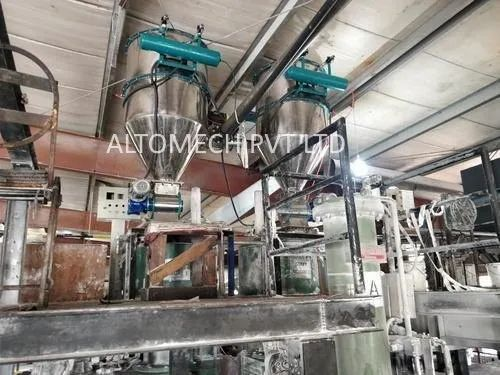 Lean Phase Vacuum Conveying System