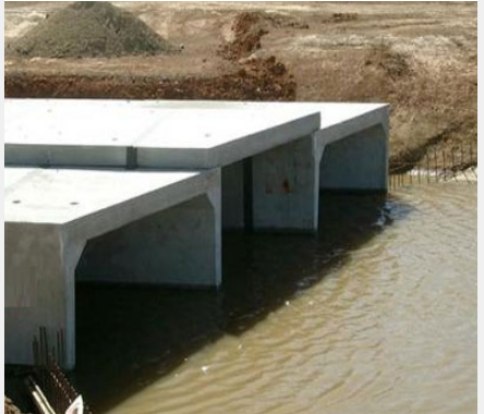 PVC Wall Design & Multiple Cell Precast Box Culvert With Link Slab