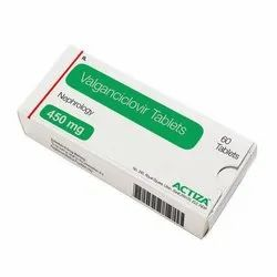 VALGANCICLOVIR 450 MG TABLETS