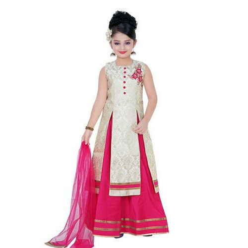 ecd4095b40 Girls Party Wear Suit at Rs 1500 /piece   Gandhi Nagar   Delhi   ID ...