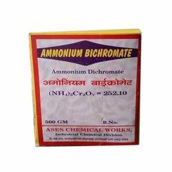 Powder Ammonium Dichromate, for Industrial, 500 Gm