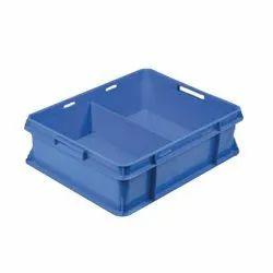 Aristocrate Blue Plastic Milk Crate, Capacity: 12 Litres, for Dairy/milk crates