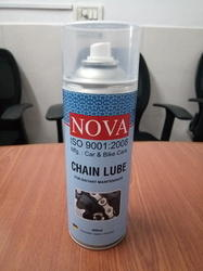 SYNTHETIC CHAIN LUBE 400 ML SPRAY
