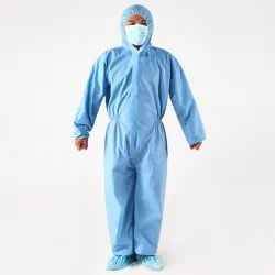 Personal Protective Equipment - Cover All Full Body Suit for Covid-19