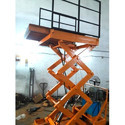 Scissor Lift Table With Sliding Platform