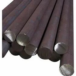 Steel Black Round Bar