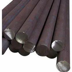 Steel Black Round Bar
