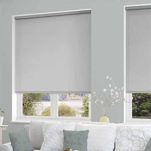 Roller Blinds Curtains At Rs 90 Square Feet Window