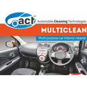Multi Clean Car Interior Cleaner