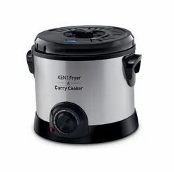 Kent 16001 Fryer and Curry Cooker, Power Consumption: 1500w
