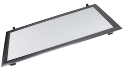 17 Watt LED Panels Lights, Shape: Square