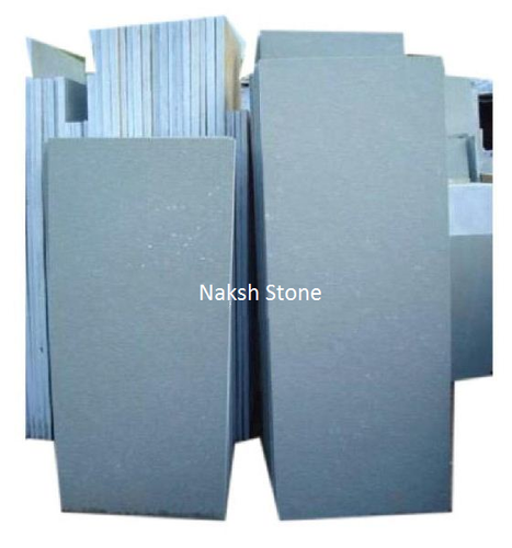 Shekhar stone Blue Kota Stone Rough Slab, Thickness: 20-30mm, for Wall