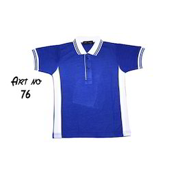 School Sport Polo T Shirt