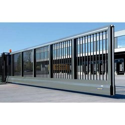 Automatic Cantilever Sliding Gates, For Industrial, Office