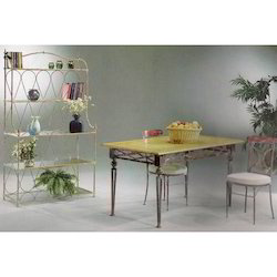 Designer Wrought Iron Table