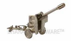 Pure Silver Gun Sculpture