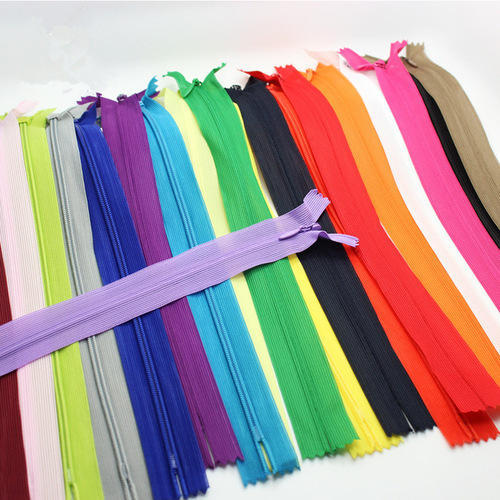 Olympic Invisible Zippers (Hidden Zipper), Size: 18 Inches, Rs 350 /roll    ID: 19334805391