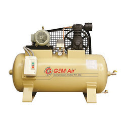 Single Stage Air Compressor, 660 RPM