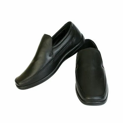 c6ba00f2c30f SLW Formal Mens Leather Without Lace Shoes, Packaging Type: Box, Rs ...