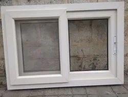 Innovative Sliding Upvc Windows, Glass Thickness: 5mm To 8mm