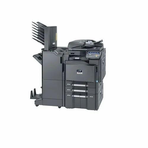 Kyocera TASKalfa 3501i MFP Network Fax Descargar Controlador
