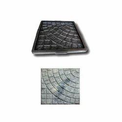 Castle Floor Tiles Rubber Mould