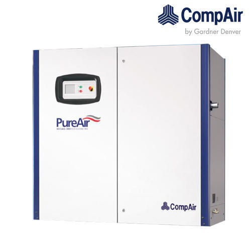 CompAir DH RS Regulated Speed 110 kW Air And Water Cooled Screw Compressor, D110H RS