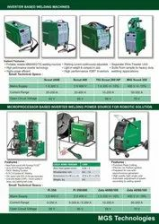 Mild Steel MMA ARC Welding Machine, For Industrial, Automation Grade: Manual