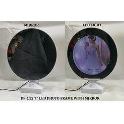 Mirror LED Photo Frame