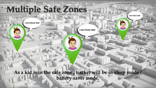 Traxafe GPS (World''s Smallest GPS Tracker) For Kids, Elders, Pets And Cars