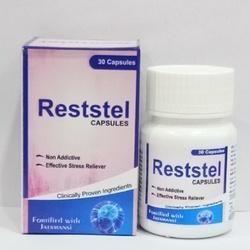 Ayurvedic Reststel Capsules