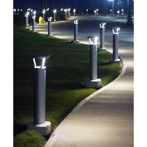 Round Bollard Light