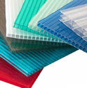 Polycarbonate Hollow Sheet, Thickness: 1 Mm