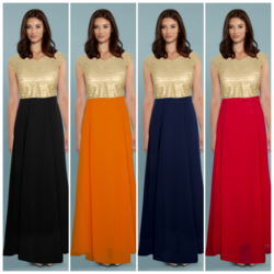 Long Gown, Anarkali Gown - Hansni Fashion, Surat | ID: 15851636873
