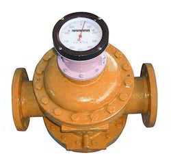 Positive Displacement Oil Tanker Fuel Flow Meter