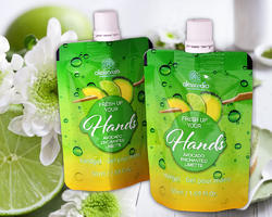 Lemon Juice Packaging Pouches