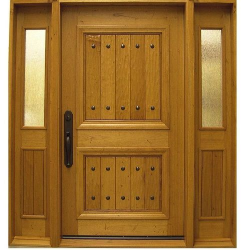 Heavy Wooden Door At Rs 600 Square Feet Decorative Wooden Door