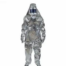 3 Layer Fire Man Suit