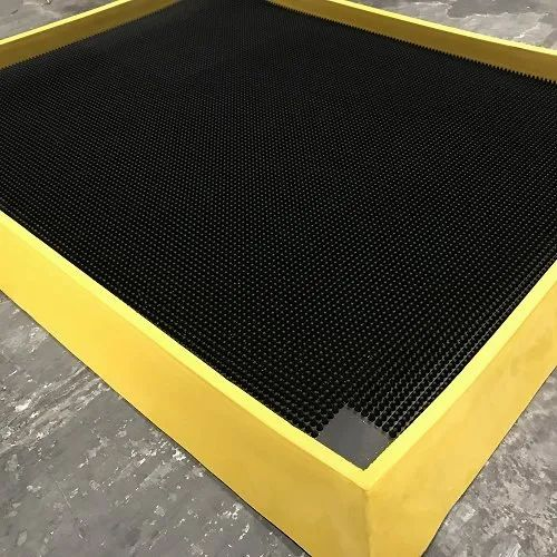 Disinfectant Scraper Foot Mats