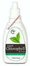 Liquid Chlorophyll Drops